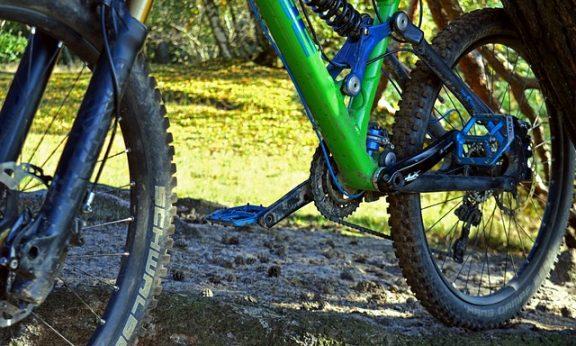 Kerékpárok nehéz terephez