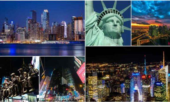 New York utazás
