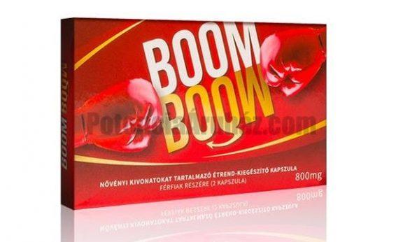 Boom Boom hol kapható