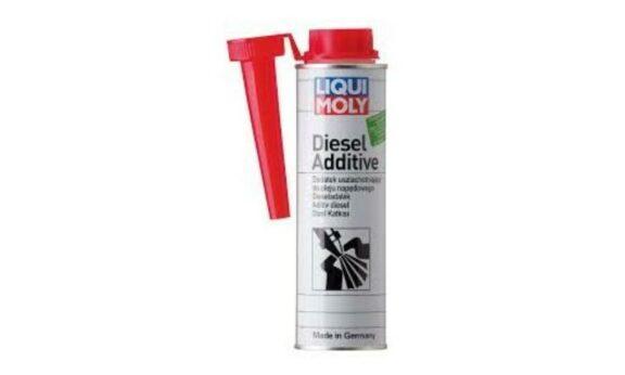 Liqui Moly diesel adalék